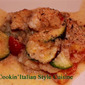 Italiano Style Baked Fish Recipe