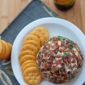 Bacon Spinach Cheese Ball