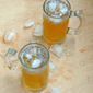 Nannari, Badam Pisin Sarbath/Sarasparilla Drink with Almond Gum
