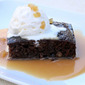 Sticky Toffee Pudding with Ginger: Recipe