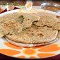 Coriander paratha- Indian breads - Lunch box recipes