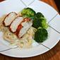 Parmesan Chicken Fettuccine Alfredo