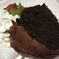 Easy Mexican Red Guajillo Chile Chocolate Cake