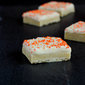 Orange Creamsicle Cookie Bars