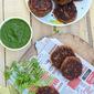 Mutton Shami kebabs ( Lucknawi Tundae ke kebabs style )