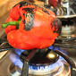 How to Make Simple and Healthy Roasted Red Peppers