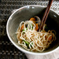 Easy Coconut-Curry Noodle Soup