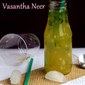 Vasantha Neer | An Exotic drink