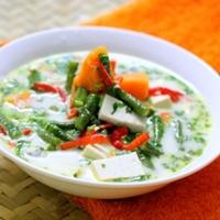 Serai Sayur Lodeh (Coconut Vegetable Stew)