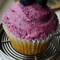 Blueberry Buttercream Frosting