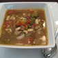 Duck-Crawfish soup
