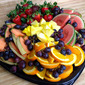 Fresh Fruit Platter for a Crowd