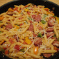 Penne with Sausage and Peppers