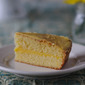 Eating for Health and Happiness, plus Yellow Cake with Lemon Curd