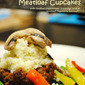Thirty Minute Thursdays: Meatloaf! Mashed Cauliflower! Sauteed Vegetables! ...Cupcakes?!