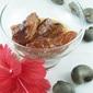 Cashew Apple Dessert, Dulce de Cajuil