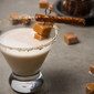 Salted Caramel Pretzel Martini