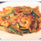 Butter Prawns with Zucchini