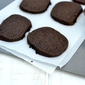 Chocolate Cookies for Wilton Course 1 (Class 1)