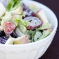 Clean Eating Waldorf Salad