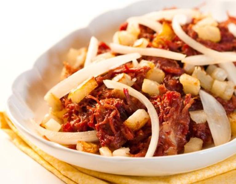 how to cook potato hash