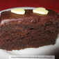 My Best Chocolate Cake With Chocolate Hearts