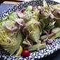 Fresh Iceberg Lettuce Salad