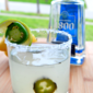 Roasted Jalapeno Margarita