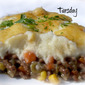 Old Fashioned Comfort Food at it's best: My Shepard's Pie