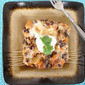 Sweet Potato, Quinoa, and Black Bean Enchilada Casserole