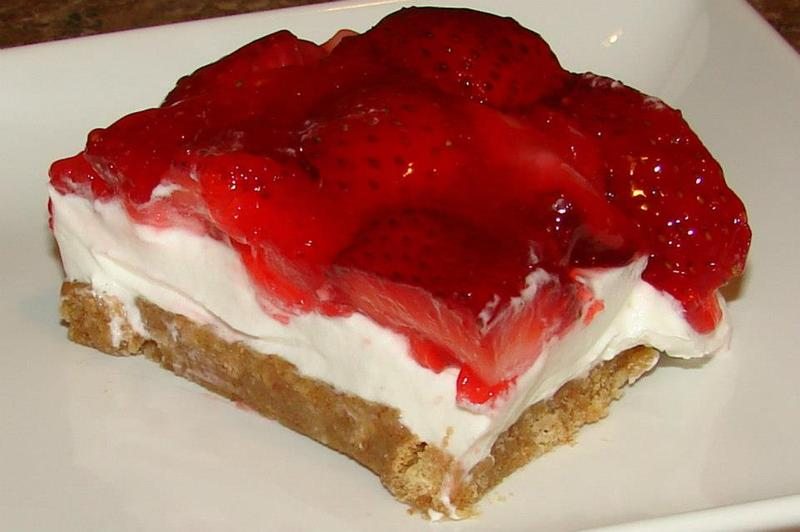 no bake strawberry cheesecake Recipe by bob - CookEatShare