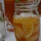 Ginger, Lemon, and Rosemary Sweet Tea