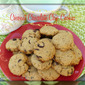 Coconut Flour Chocolate Chip Cookies #Bob'sRedMill