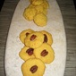 Lupin Lemon Cookies