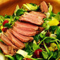 Ina Fridays: Warm Duck Salad
