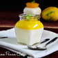 Cardamom Panna Cotta With Peach And Mango Gelee Recipe | Easy No Bake Dessert Recipes