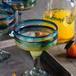 Minted Mandarin Margaritas