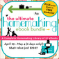 The Ultimate Homemaking (and Homeschooling) Ebook Bundle