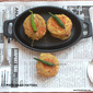 Pinto Bean Patties / Pinto Bean Cutlet - Low Fat Recipe