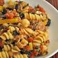 Mediterranean Tuna Pasta; the secret to peeling hard-boiled eggs