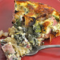 Asparagus, Ham and Shallot Quiche; RSS Feeds