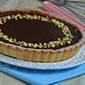 Simple Chocolate Tart