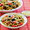 Whole Wheat Spaghetti Salad Recipe with Italian Sausage, Tomatoes, Olives, and Basil Vinaigrette