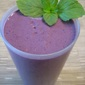 Blackberry-Coconut Smoothie