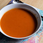 Carrot and Tomato Soup - Credit Crunch Munch