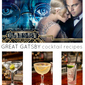 5 Fabulous Great Gatsby Cocktails!