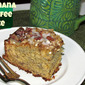 Go Bananas with this Brunch or After School Quick Recipe Idea: Banana Coffee Cake Recipe #kidscookmonday
