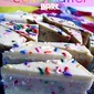 Birthday Cake Batter Bark