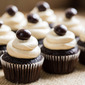 Smoked Sumatra Coffee Cupcakes