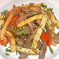 Lomo Saltado: Peruvian Steak and Fries